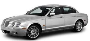 Jaguar S Type 2008